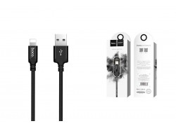Кабель для iPhone HOCO X14 Times speed lightning cable 2м черный