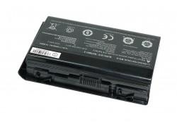 Аккумуляторная батарея для ноутбука DNS Clevo W370 14.8V 5200mAh W370BAT-8 Original черная