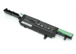 Аккумуляторная батарея для ноутбука DNS Clevo W940 11.1V 2600mAh W940BAT-3 Original черная