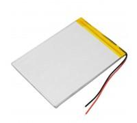 Аккумулятор универсальный 95x60x4 3.7V 3500mAh (046595P)