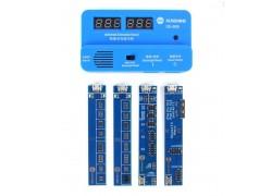 Тестер для зарядки и активации АКБ Sunshine SS-909 (iPhone/iPad/Xiaomi/Samsung/Huawei/Oppo/Vivo)