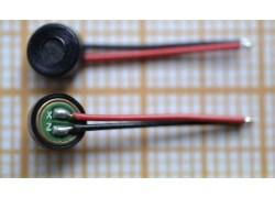 Микрофоны для Samsung A800, China mobile (круглые на проводках)