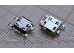 Разъем зарядки для BlackBerry Curve 8900/ 9500/ MTC 970/ MTC 995 (системный разъем micro USB)