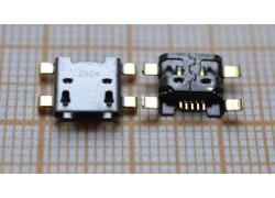 Разъем зарядки для HTC One X, One S, Desire 200