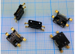Разъем зарядки для HTC One V
