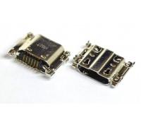 Разъем зарядки Samsung i9300/ i9200/ i9305/ i8580/ P605/ P610/ T311/ T530/ T531 HQ