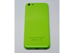 iPhone 5c - задняя панель (зеленая)