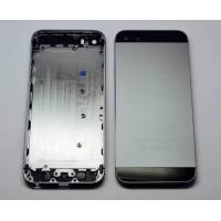 iPhone 5s - задняя панель (серая)