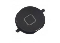 Толкатель кнопки Home для iPhone 4s (пластик) черный