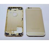 iPhone 6 (4.7) - задняя панель (золотистая)