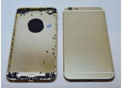 Задняя панель для iPhone 6 plus (5.5) (золотистая)