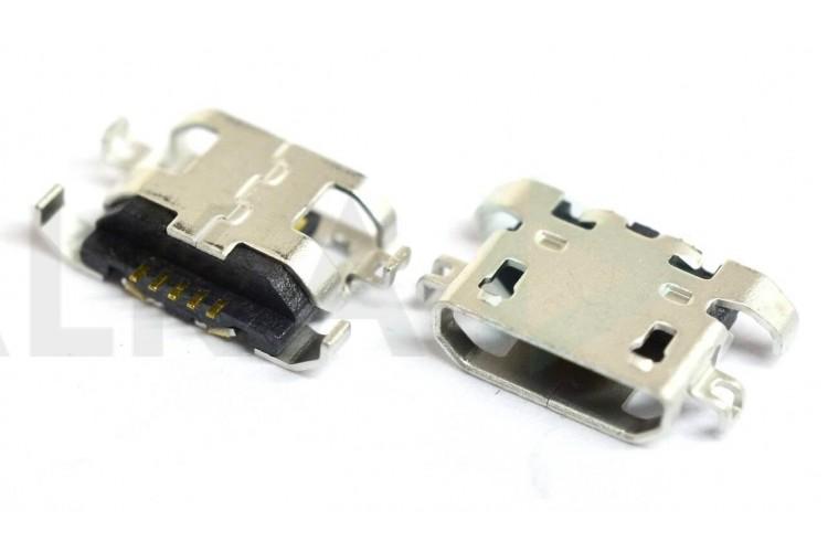 Разъем зарядки для Lenovo S820, S650, S860, A850, A859, S939, S5000, P770, A5000, A516, A678, S90, S60, A536, Fly IQ4406, THL W5000, HTC Desire 326