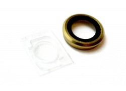 Стекло камеры для iPhone 6 (4.7) (золотистый)