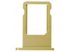 Держатель SIM для iPhone 7 (4.7) (золото)