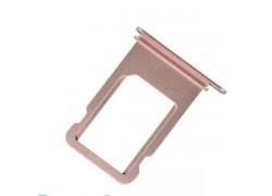 Держатель SIM для iPhone 7 (4.7) (розовое золото)