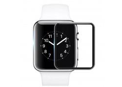Защитная пленка дисплея Apple Watch 38 mm Ceramic (черная)