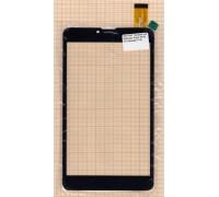 Тачскрин для планшета DEXP URSUS KX370 (черный) (942)
