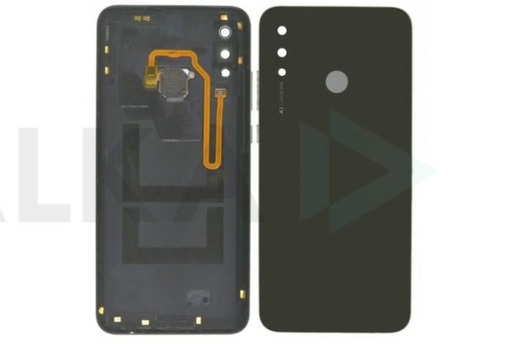 Крышка корпуса Huawei P Smart 2019 + стекло камеры, черный
