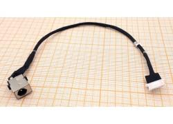 Разъем питания для ноутбука Gateway NE522 с кабелем 19.5см