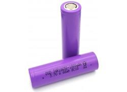 Аккумулятор 18650 (1800mAh, 0.5С, 60мОм, 250 циклов)