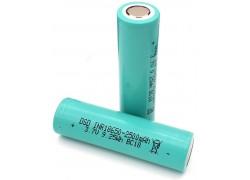 Аккумулятор 18650 (2500mAh, 0.5С, 60мОм, 300 циклов)