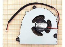 Вентилятор (кулер) для ноутбука Clevo W110 W150 W170 ver2 10мм