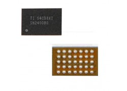 Контролер заряда и USB iPhone 6/ 6 Plus U2 (big U1401)
