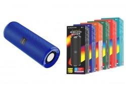 Портативная беспроводная акустика BOROFONE BR1 Beyong sport  цвет синий