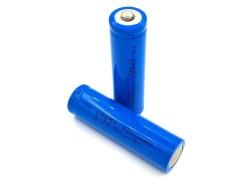 Аккумулятор 18650 (1800mAh, 0.5С) с выпуклым плюсом