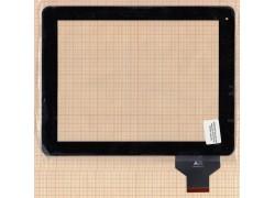 Тачскрин для планшета IconBit NETTAB SPACE III (черный) (706)