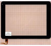 Тачскрин для планшета DEXP Ursus 9EV 3G (wgj97109a-gda-v1) (черный)