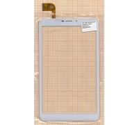 Тачскрин для планшета Digma Plane 8.5 3G (белый) (639)