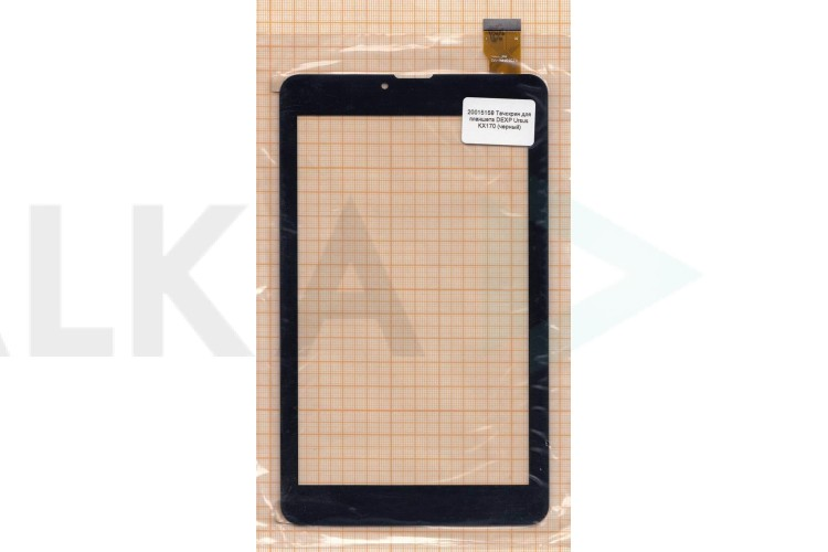 Тачскрин для планшета YJ316FPC-V0 (черный) (158)