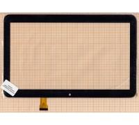 Тачскрин для планшета GT10PGX10 (черный) (553)