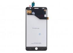 Дисплей для Alcatel OT 5070D Pop Star в сборе с тачскрином (черный)