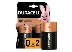 Батарея щелочная Duracell LR20 (2/12/96, цена за упаковку 2 шт)