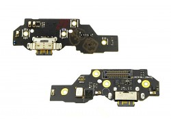 Шлейф для Nokia 5.1 Plus с разъемом зарядки (плата) HQ
